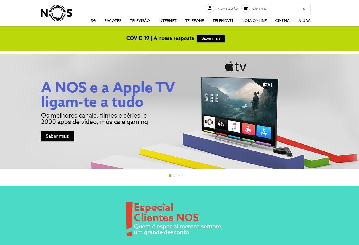 NOS site