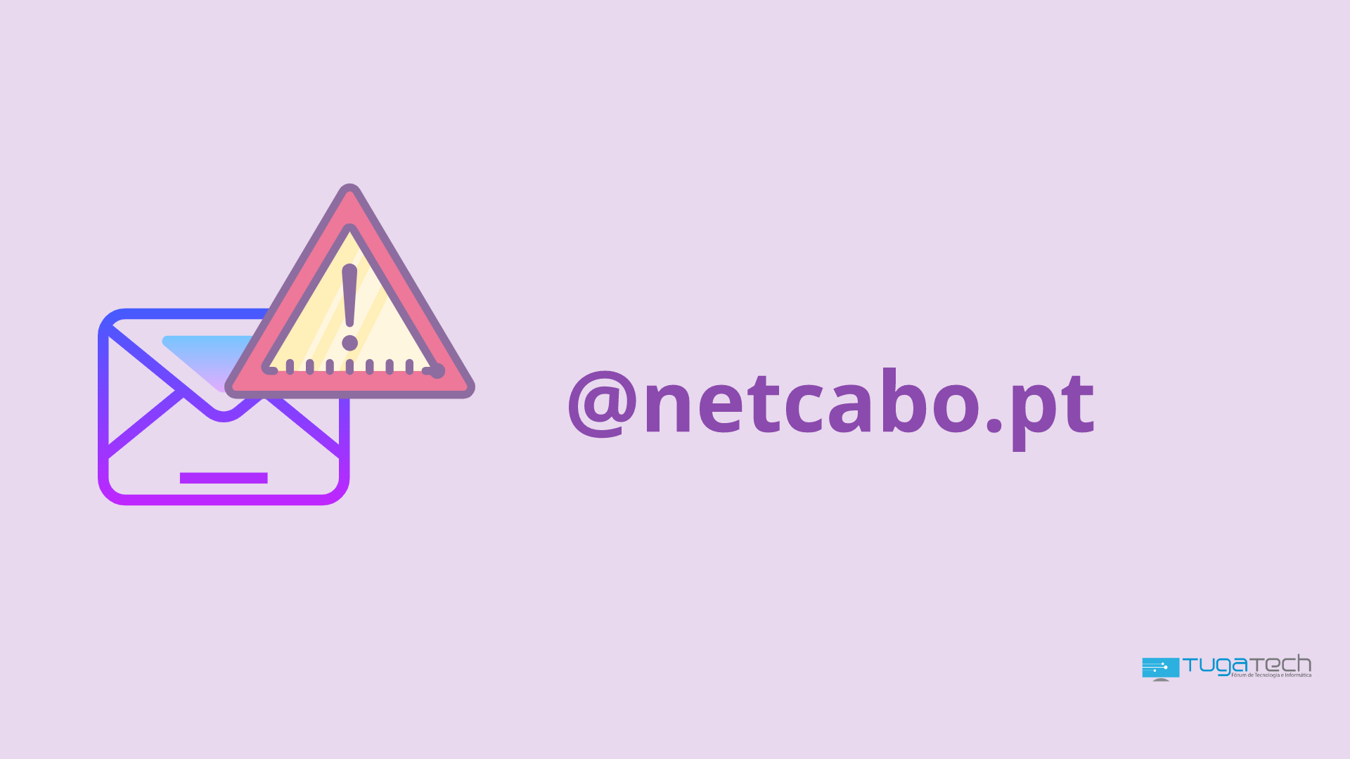Netcabo emails