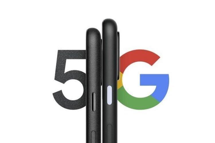 Google pixel 5 e 4a 5G