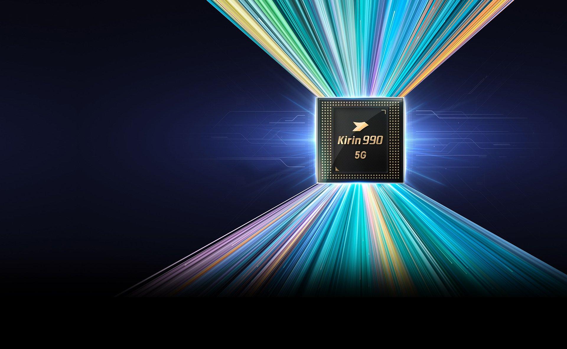 Huawei kirin processador