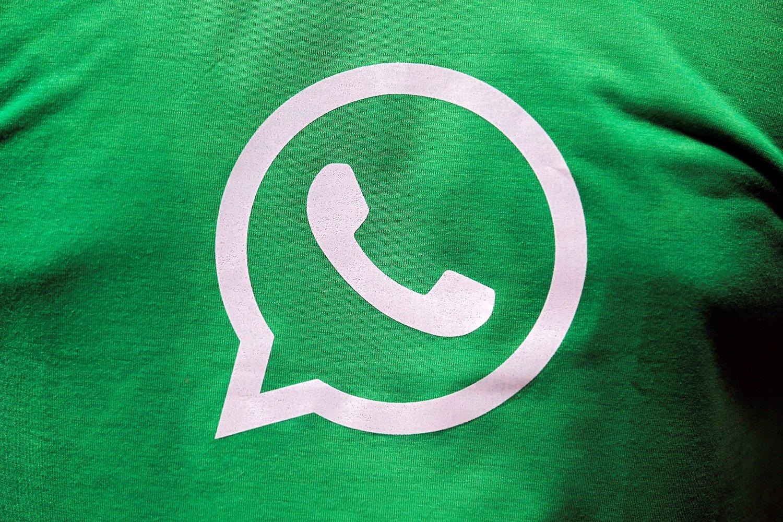 WhatsApp camisa