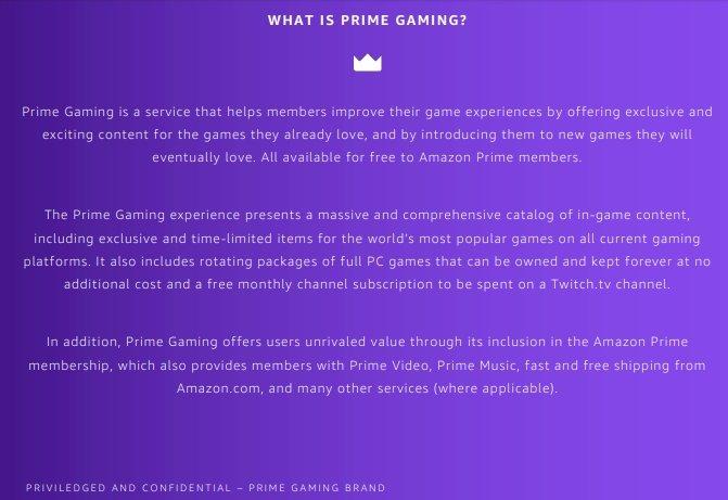 amazon twitch prime mudança nome