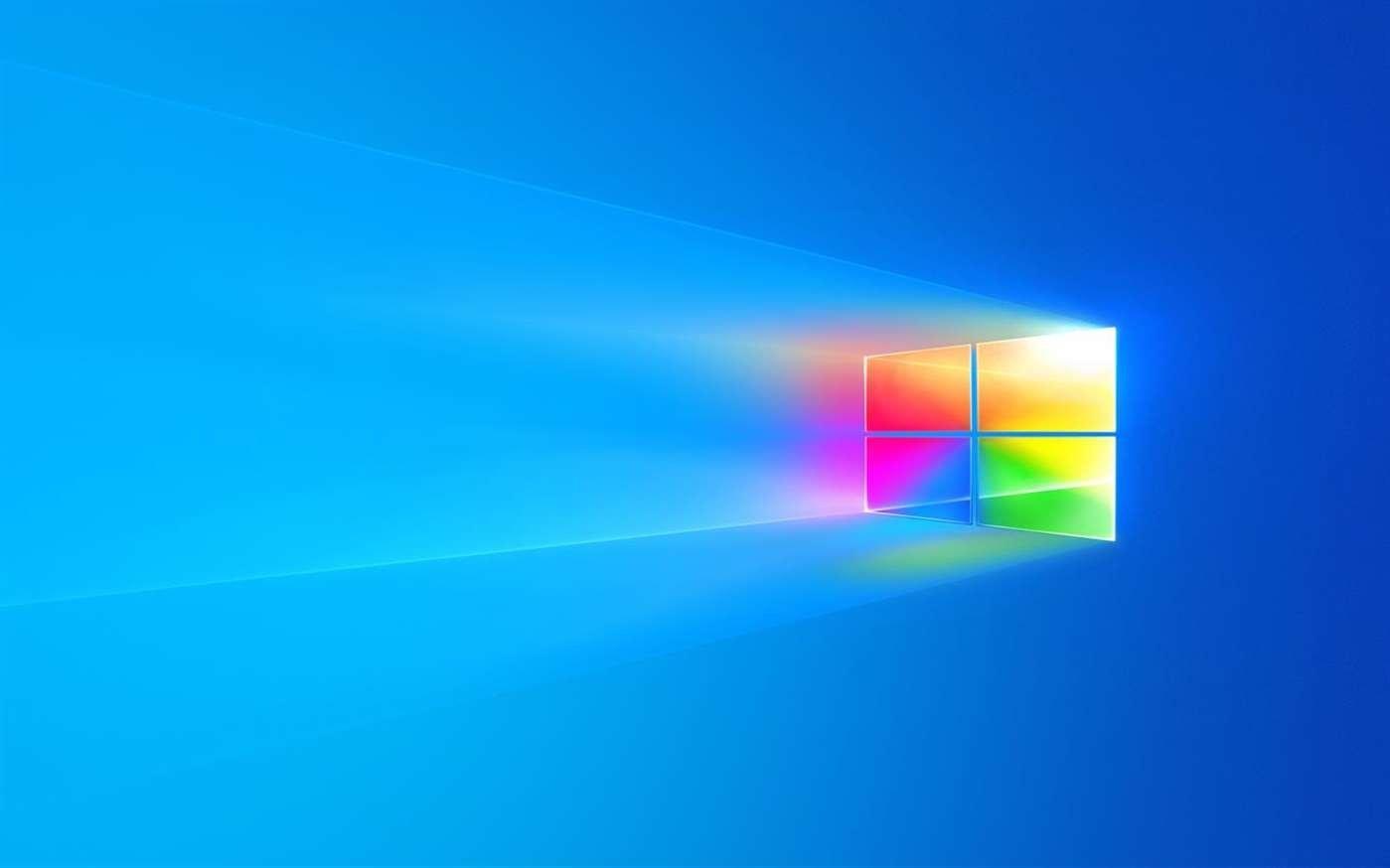 Windows 10 wallpaper colorido mod