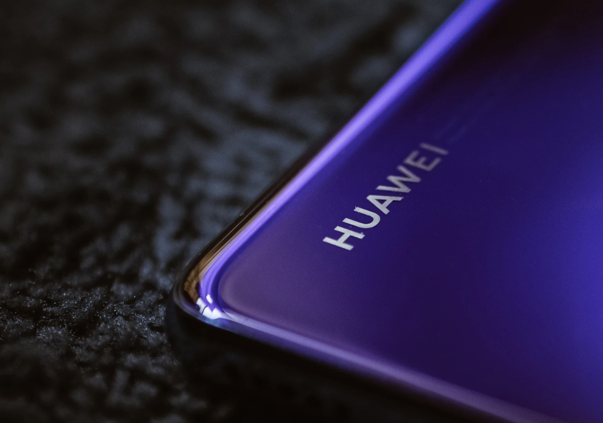Huawei smartphone logo