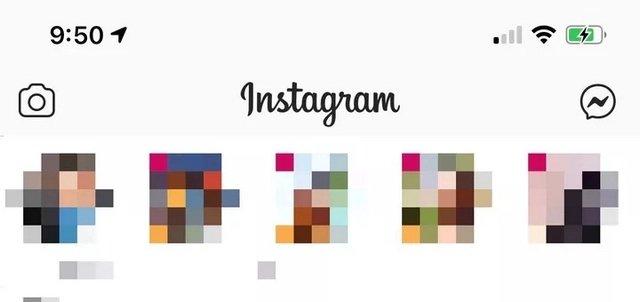 novo ícone messenger instagram