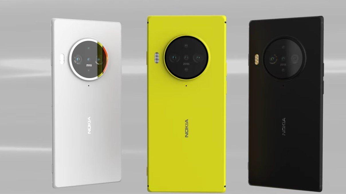 Nokia smartphones a chegar ao mercado