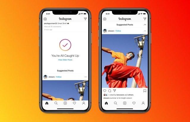 Instagram nova funcionalidade