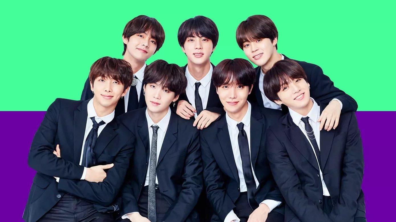 BTS grupo musical