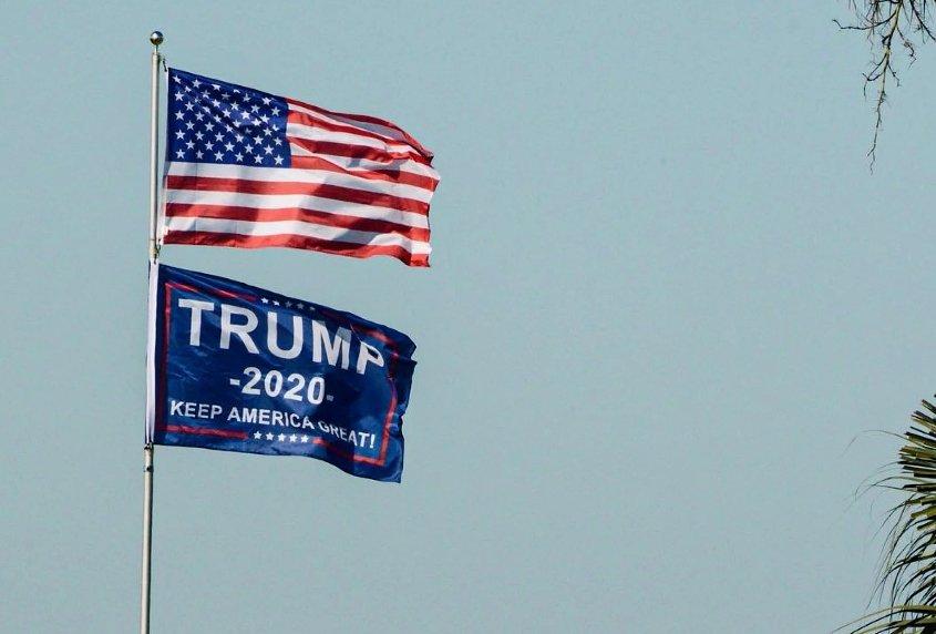 Trump campanha eleitoral