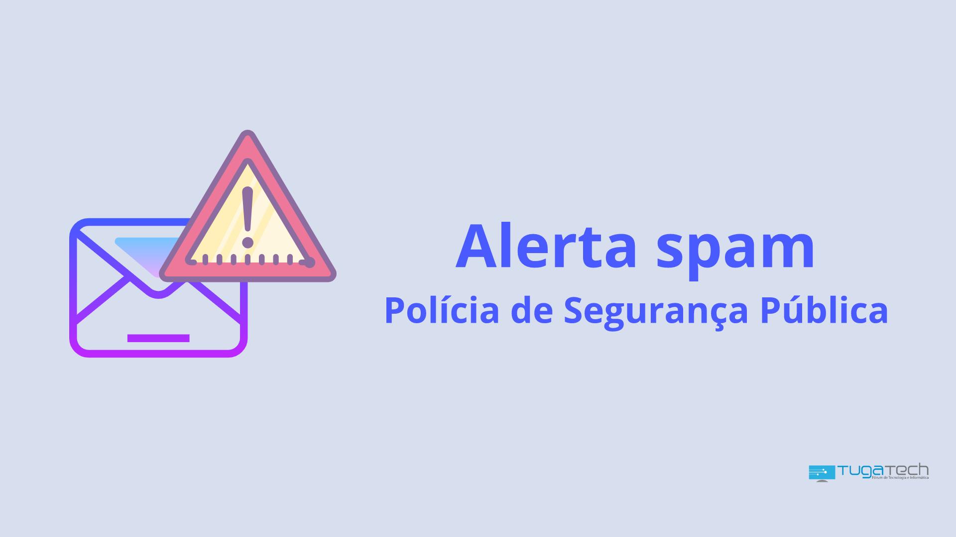 Alerta spam