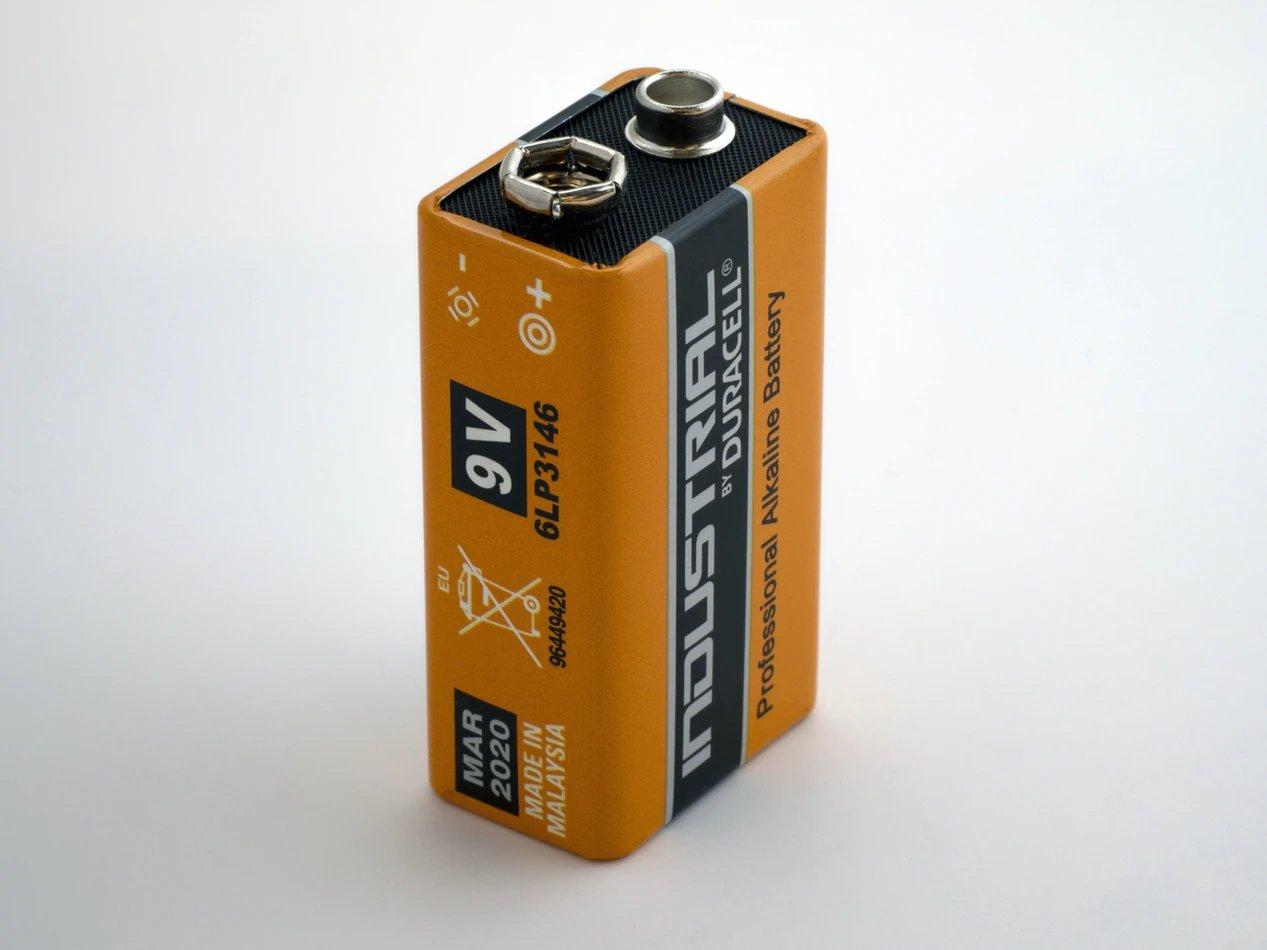 bateria pilha