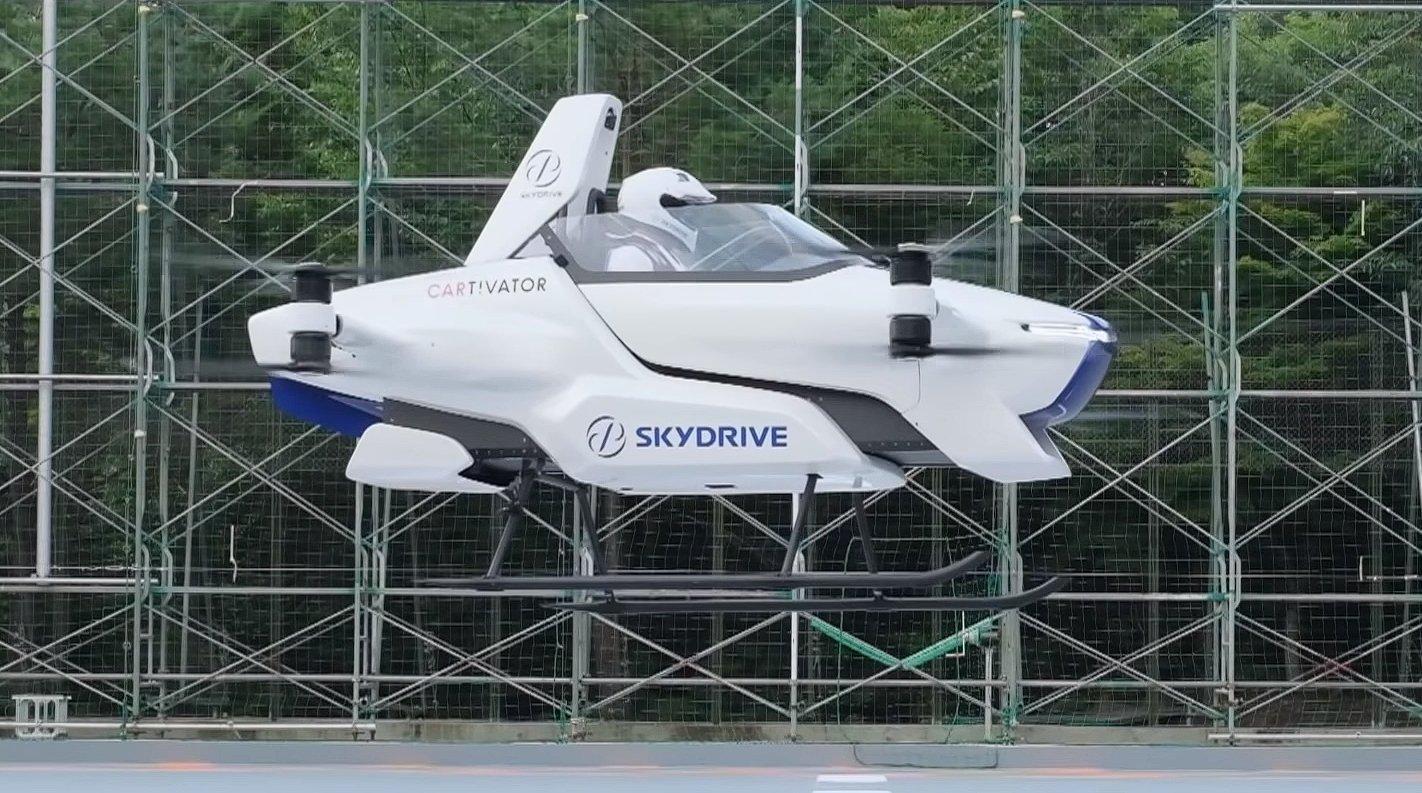 SkyDrive viatura