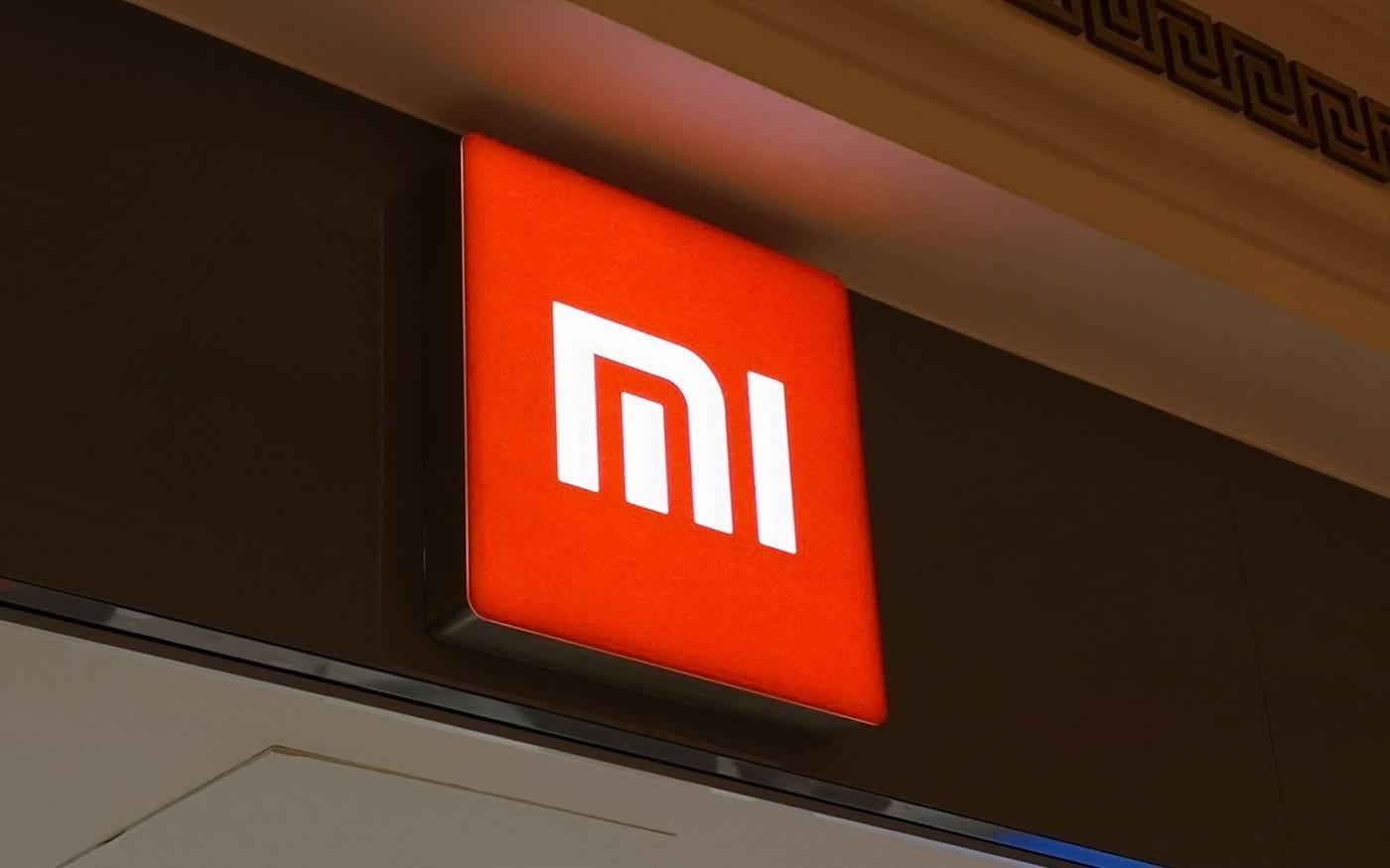Xiaomi loja logo
