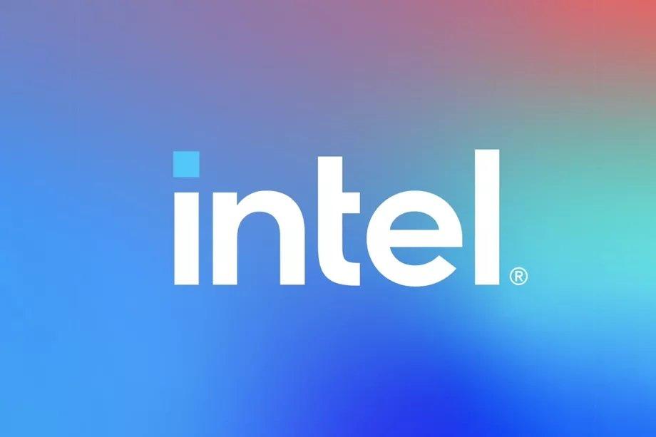 Intel logo novo 2020