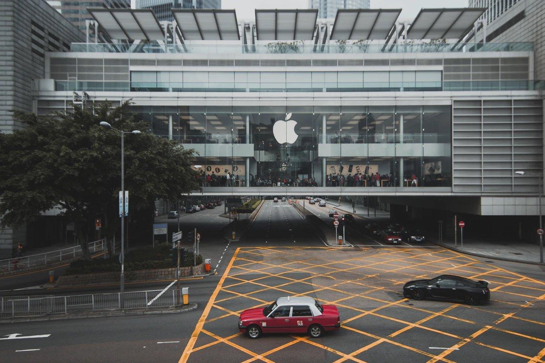 Apple loja