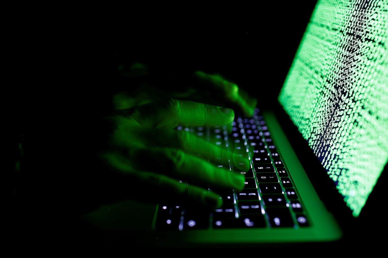 Hacker código teclado
