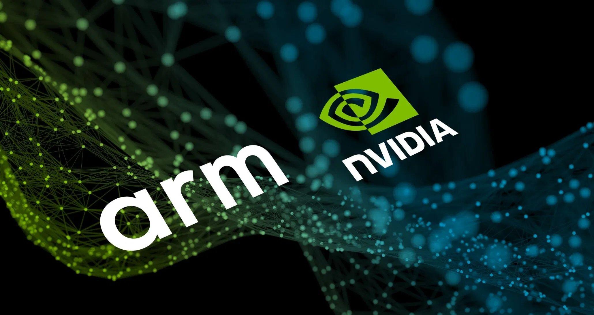 Nvidia e ARM