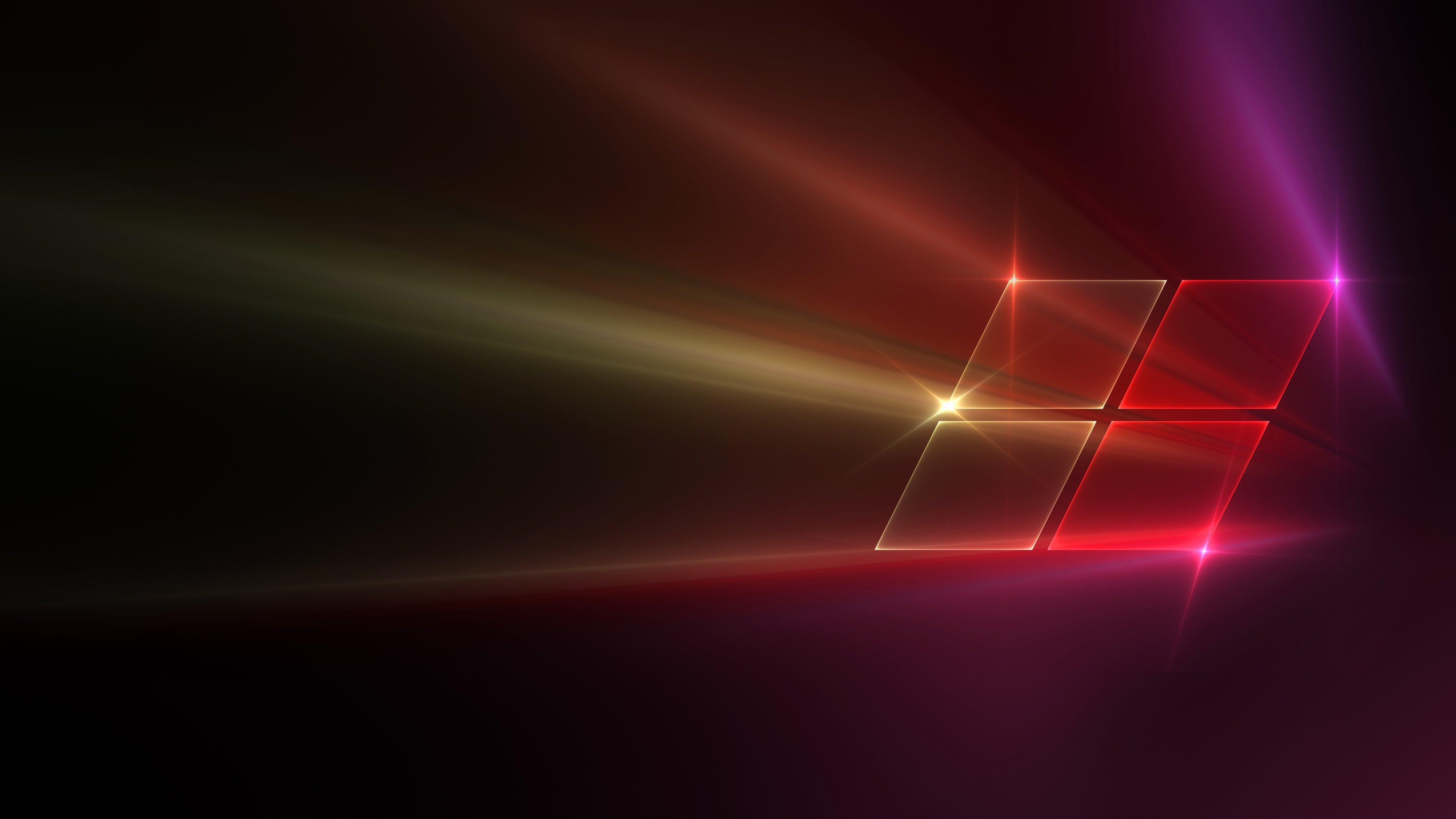 Windows 10 red
