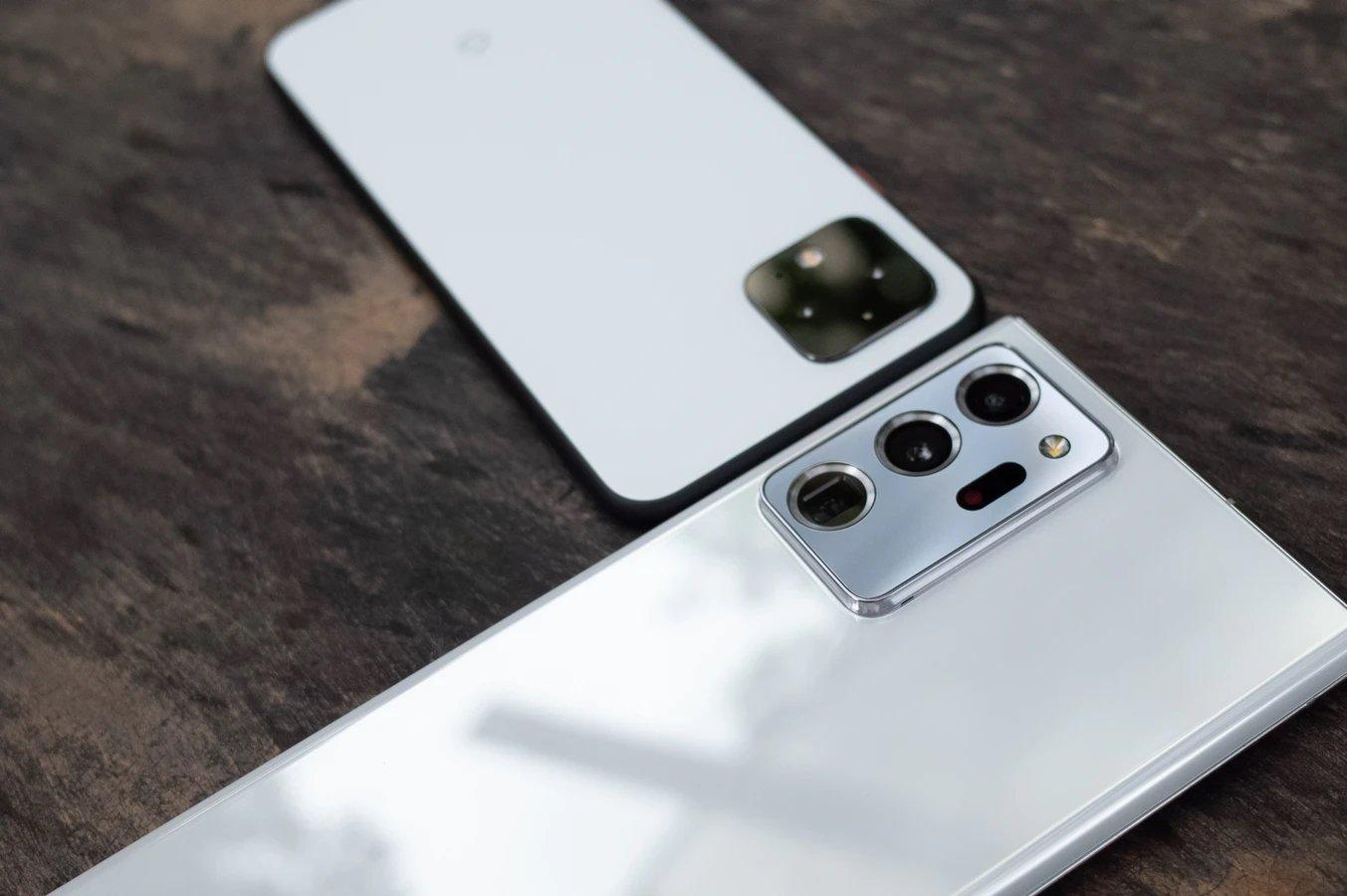 Samsung vs pixel