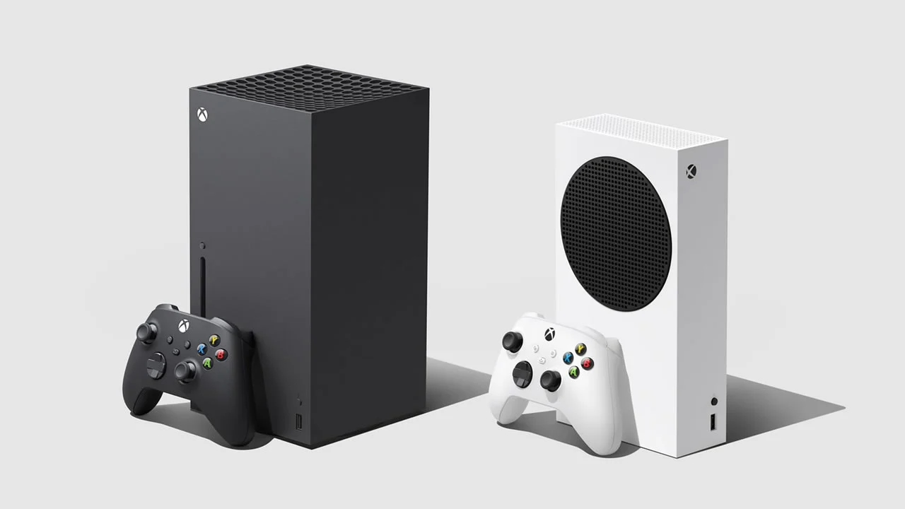 consola xbox series