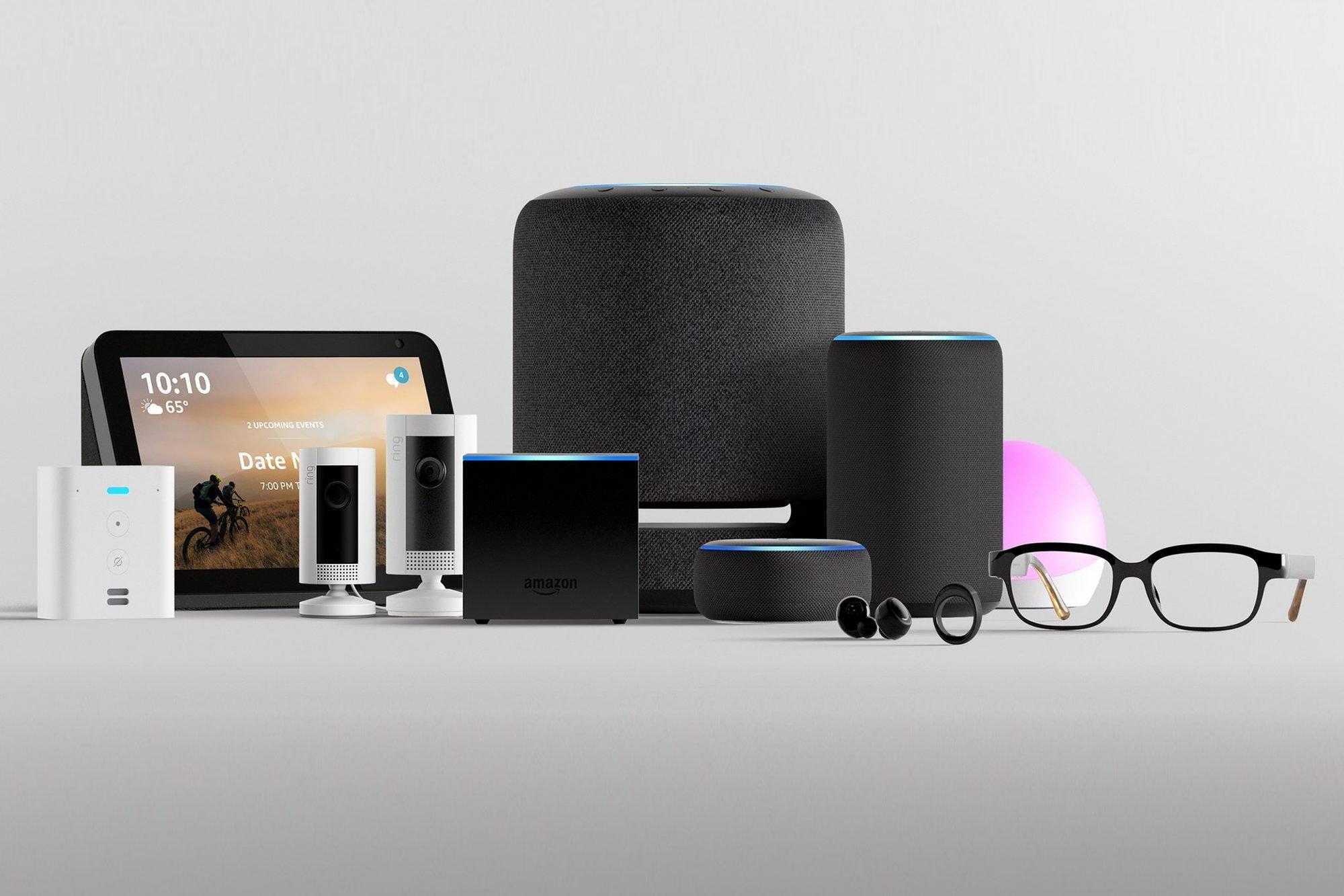 amazon dispositivos