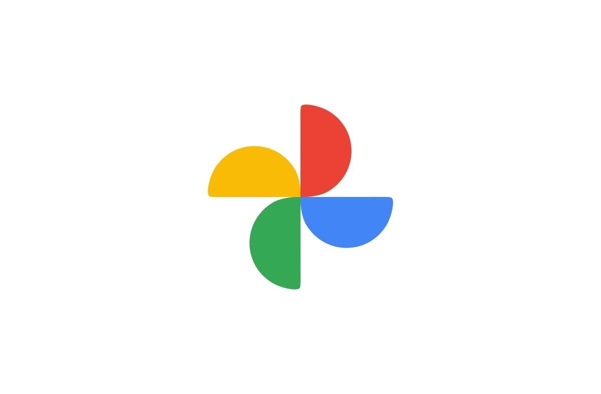Google fotos ícone da app