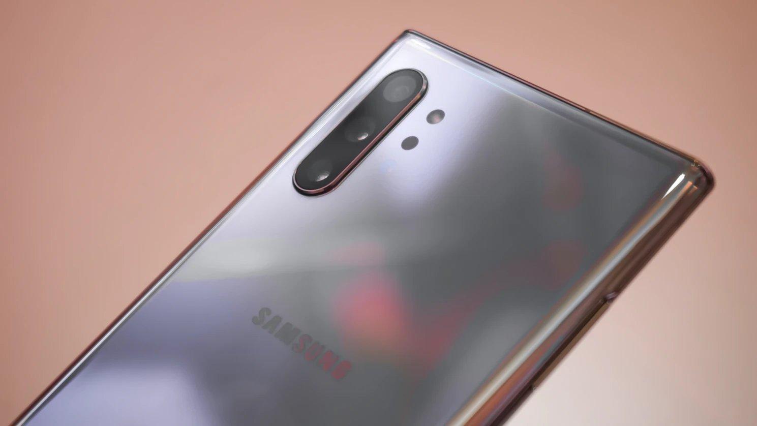 Samsung dispositivo smartphone câmaras e marca
