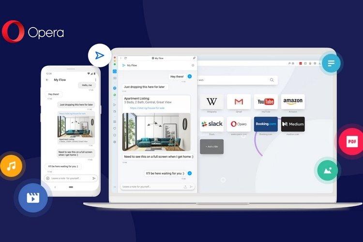 Opera navegador nova versão