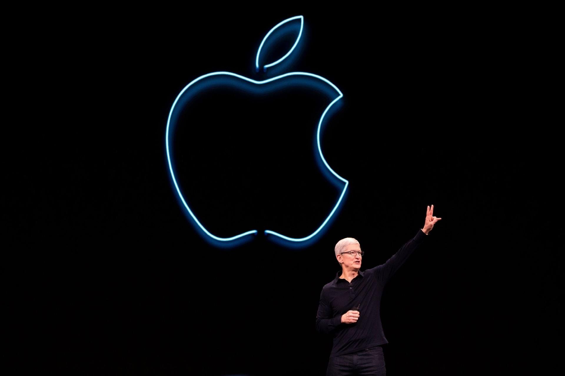 Apple app Store tim cook