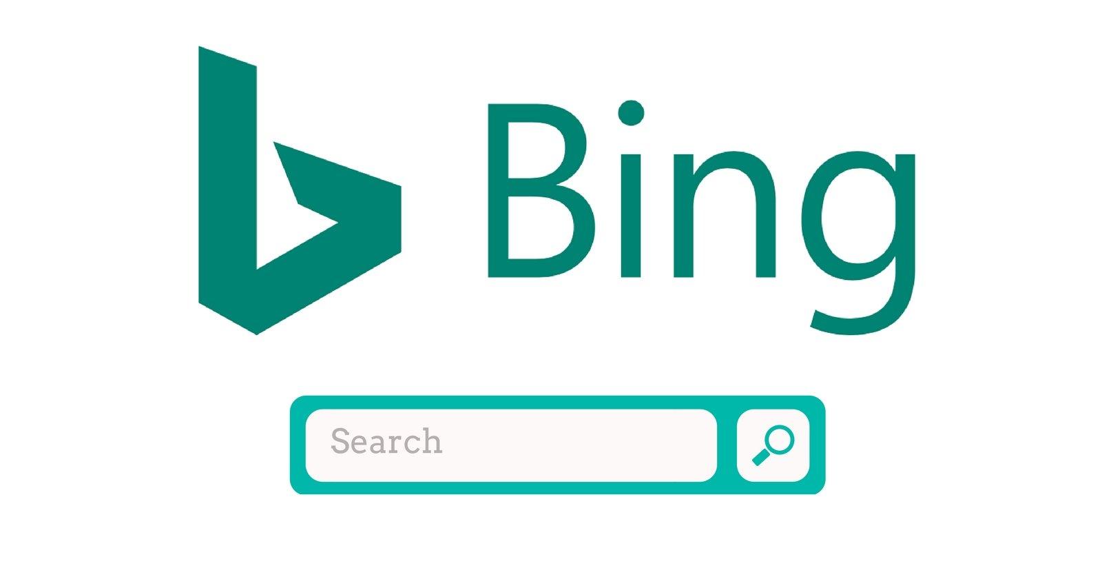 Pesquisa da Bing
