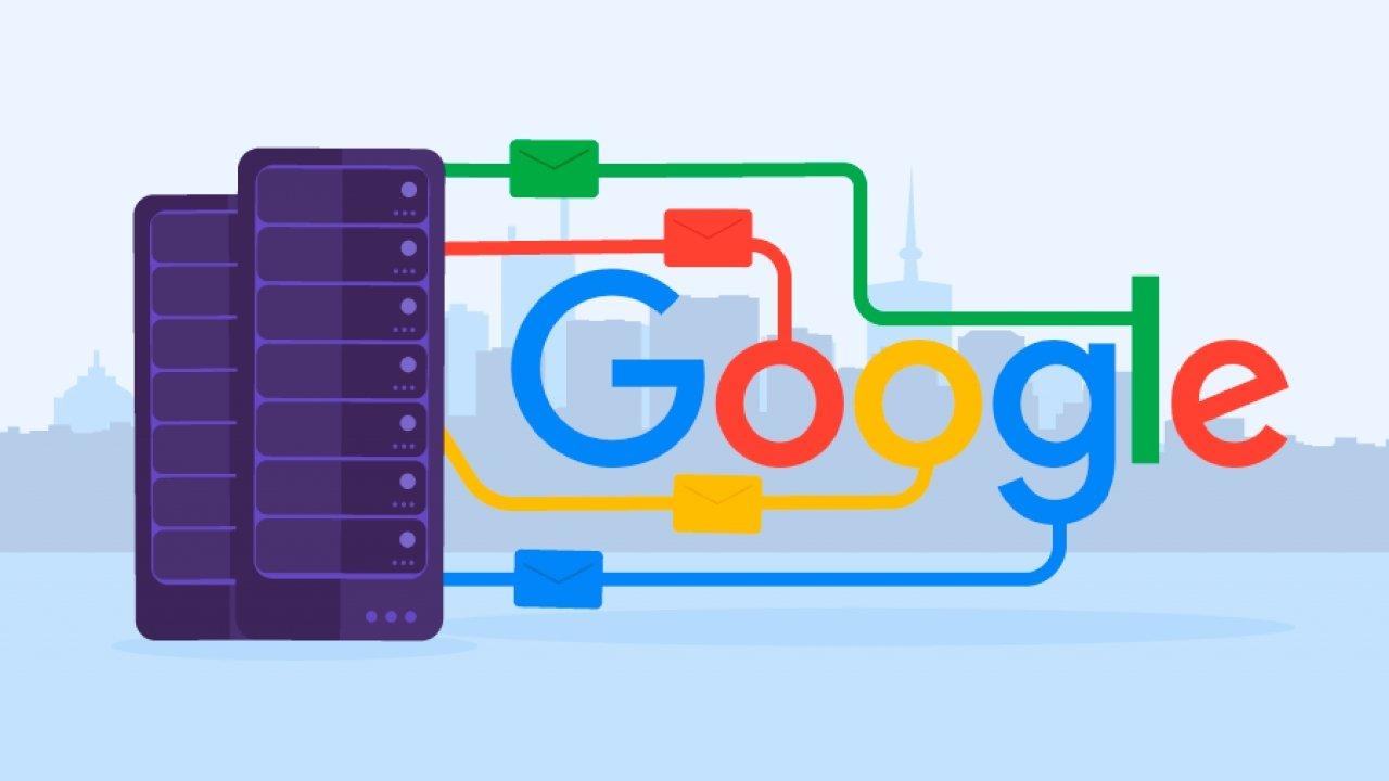 Google servidores