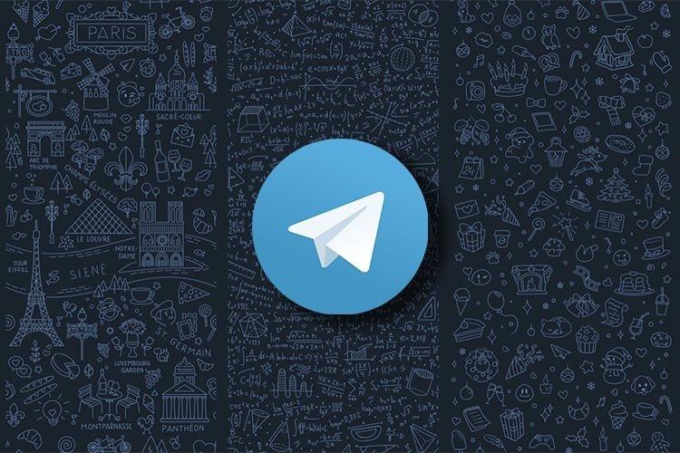 telegram app icone