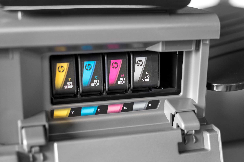 tinteiros impressora hp
