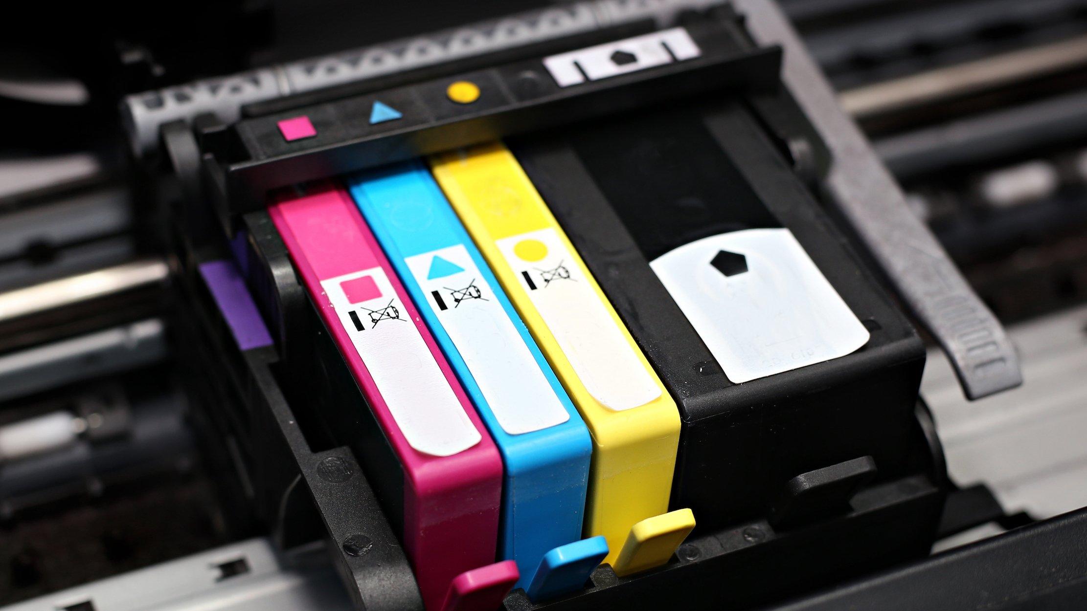 tinteiros de impressoras