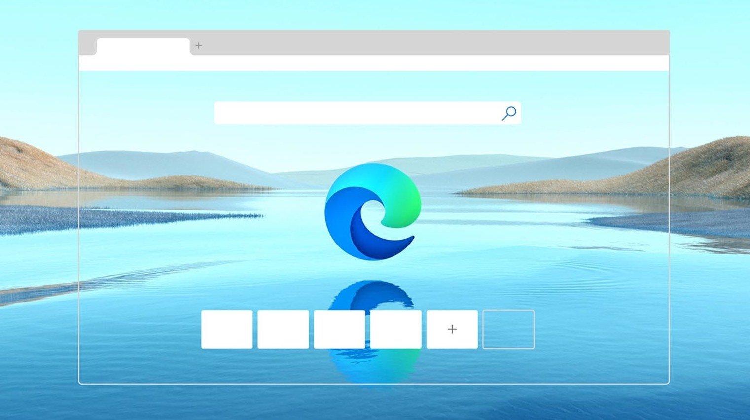 Edge navegador