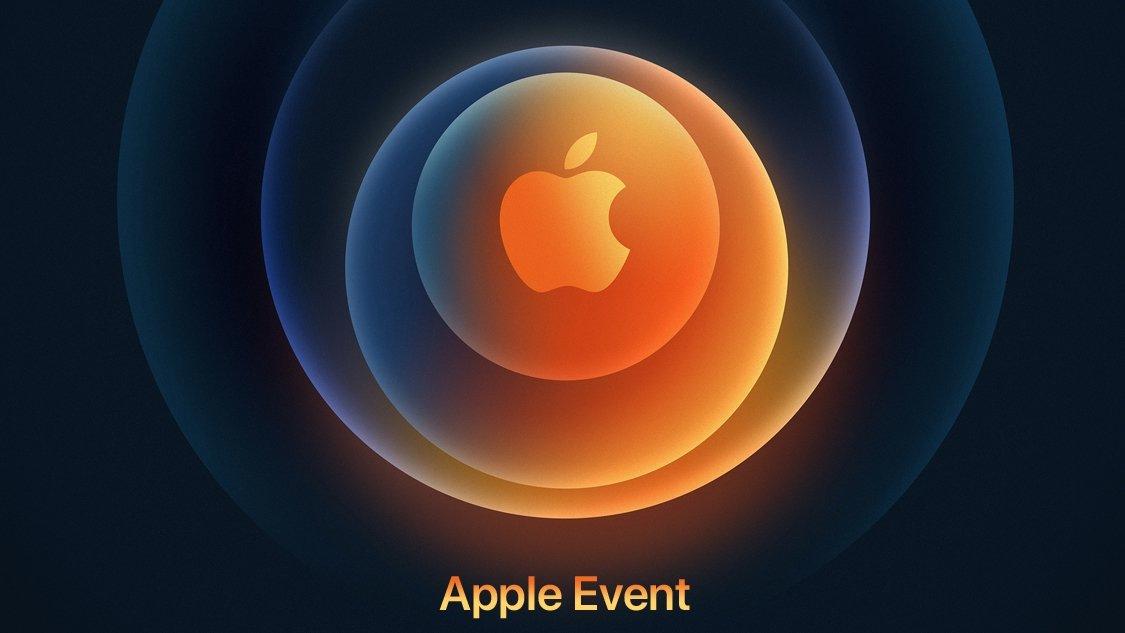 Apple evento apresentação iPhone 12
