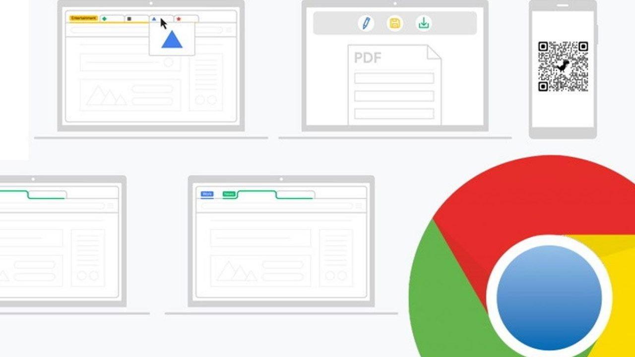 Chrome navegador funcionalidades