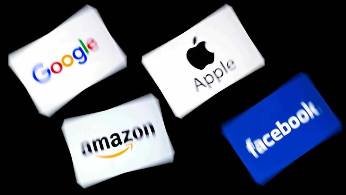 Apple amazon google facebook