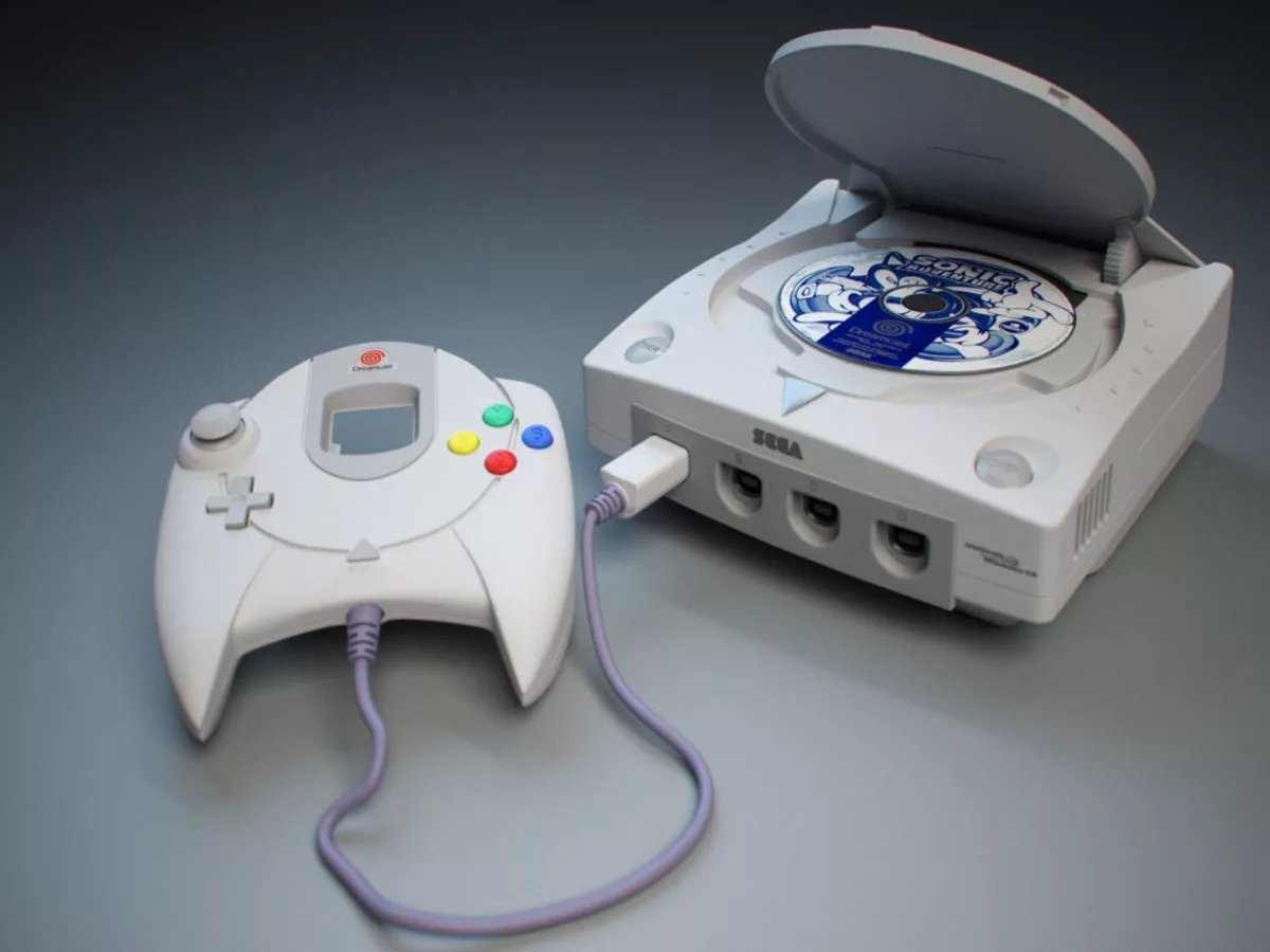 Dreamcast consola original