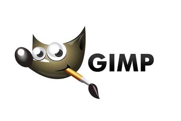 GIMP logo do programa