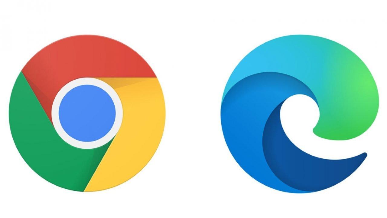 Chrome e Edge