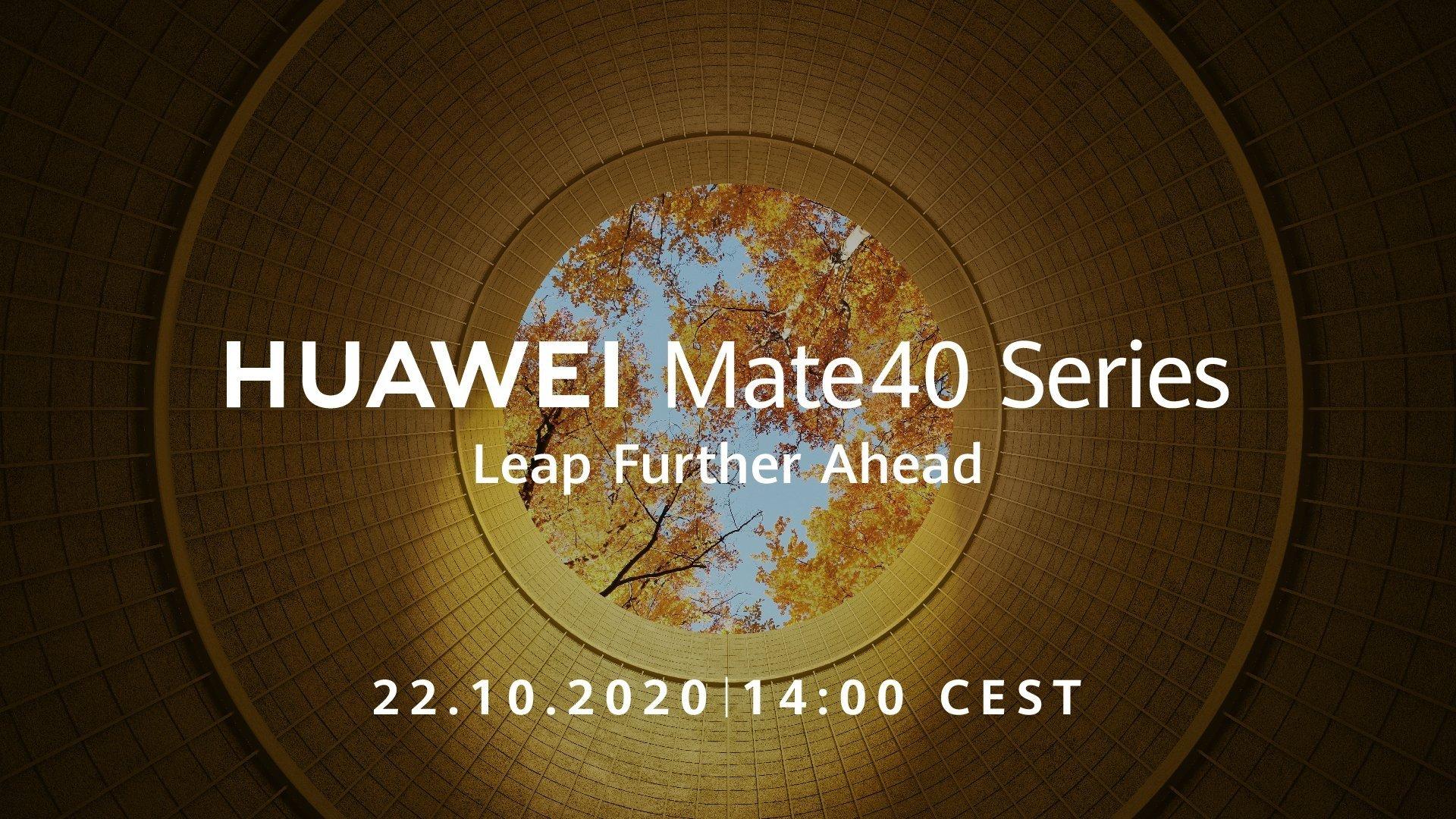 Convite da Huawei