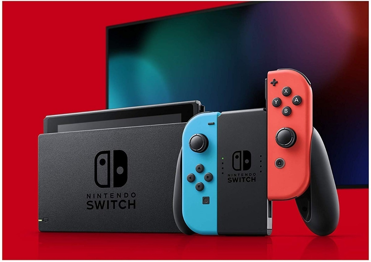 Nintendo consola Switch