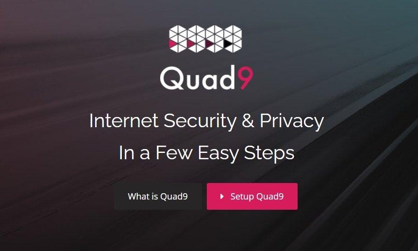 quad9 site