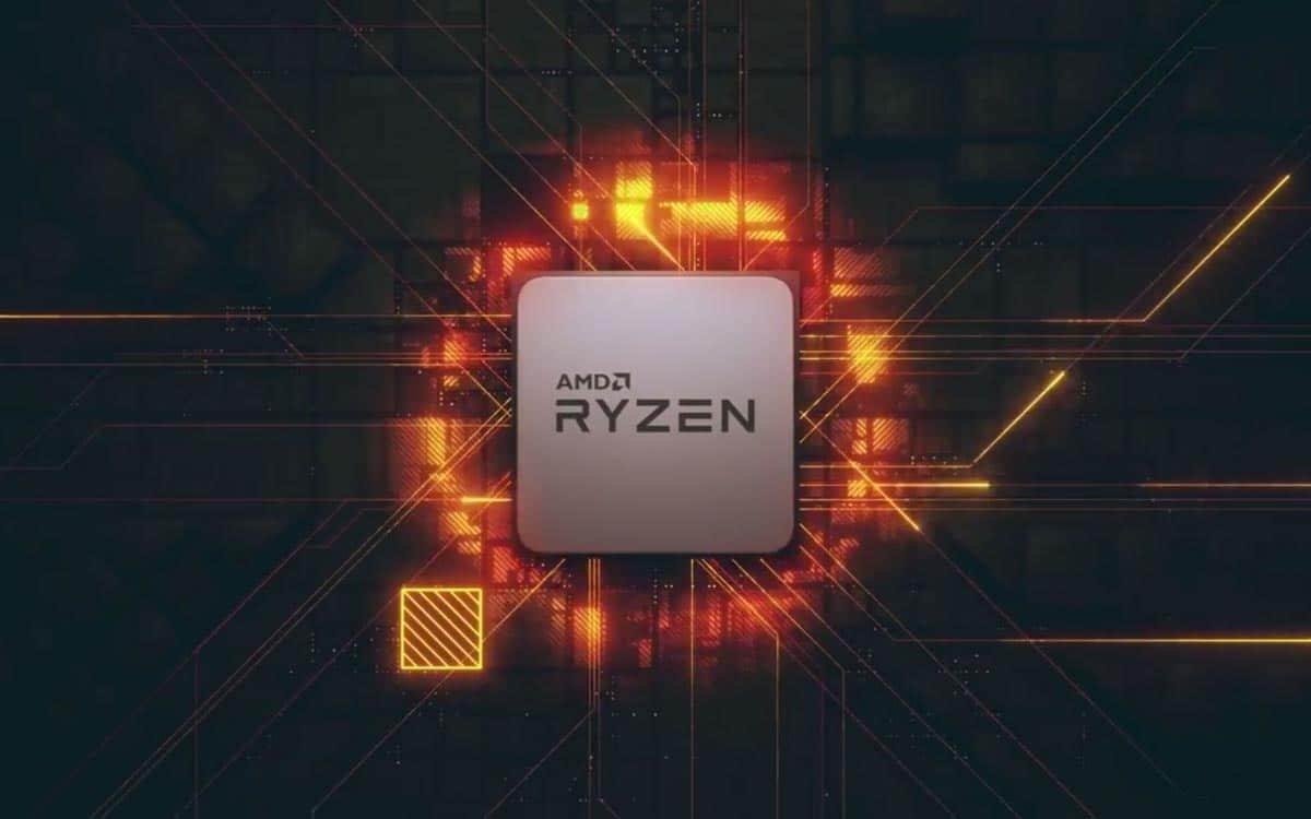 AMD sistema processador
