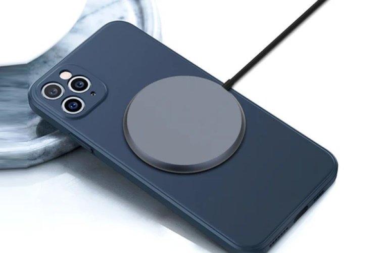 iPhone 12 carregamento magnetico