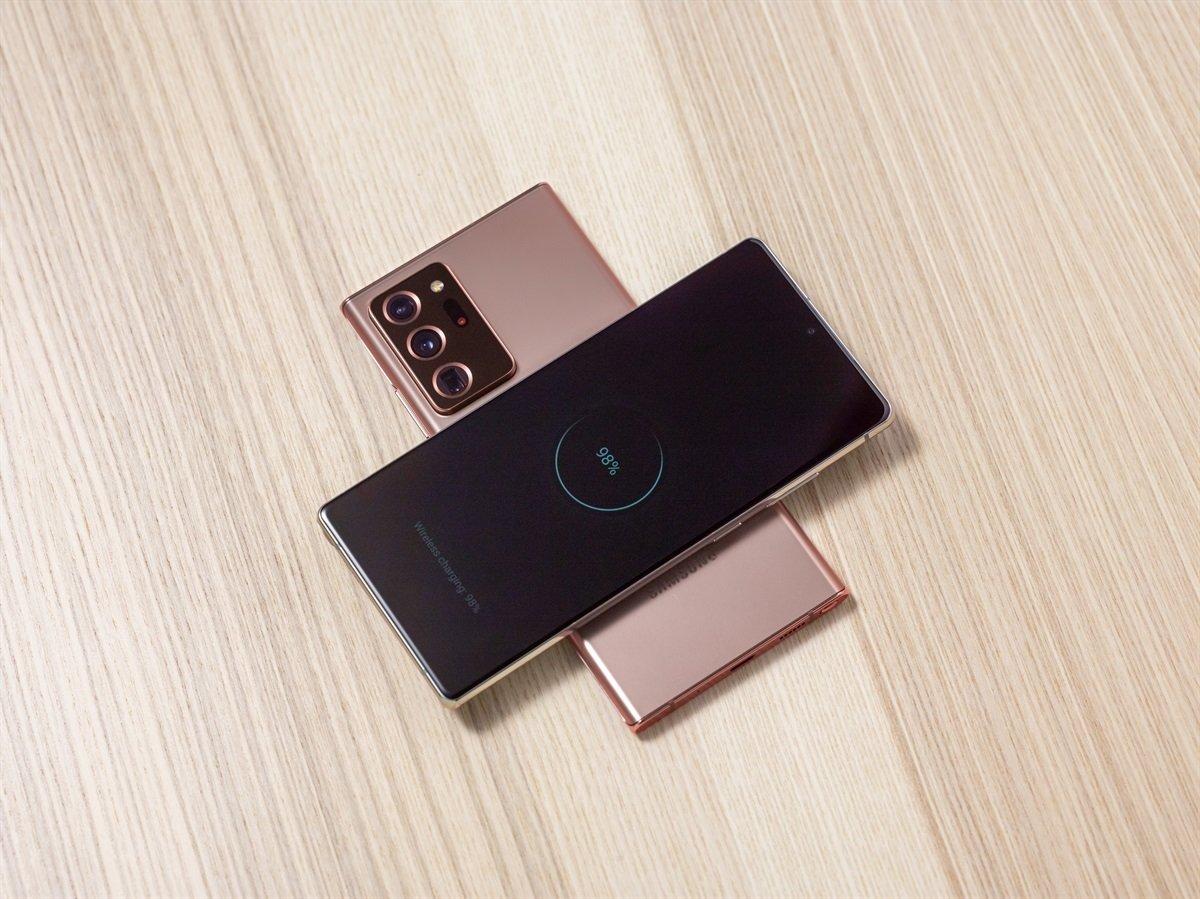 Bateria Samsung note 20 ultra