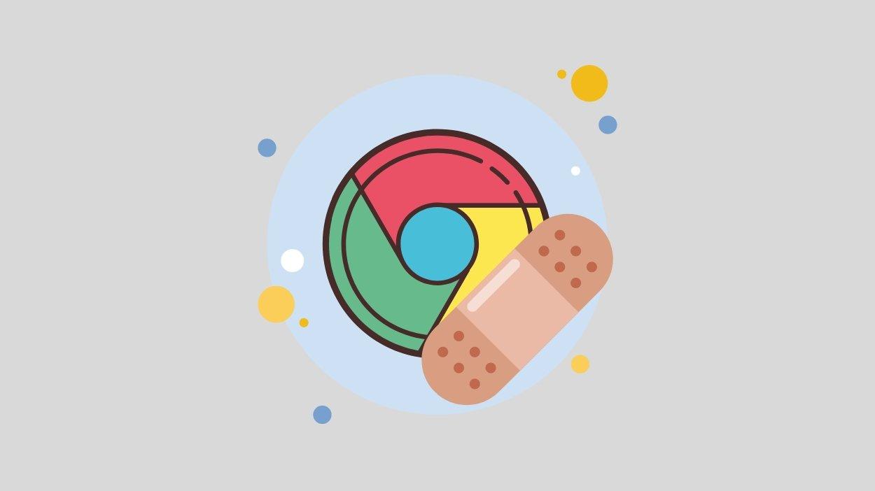 Google chrome patch