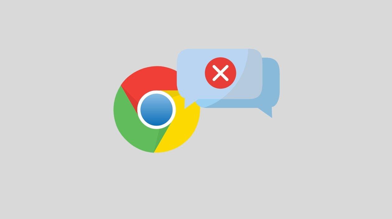 Google Chrome notificações