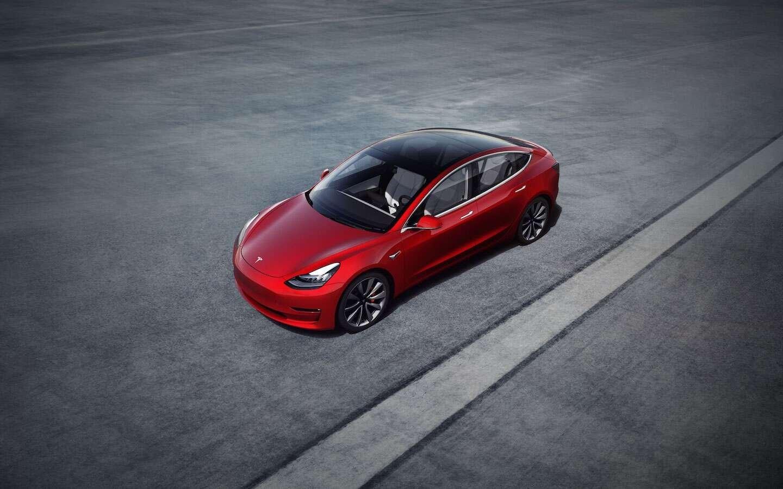 Tesla veiculo